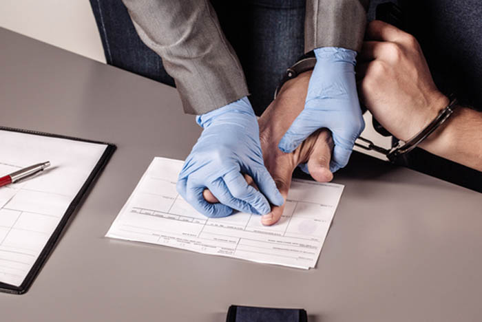 Arrested person in need of a criminal lawyer in Maryland