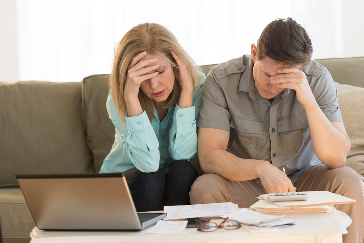 Couple needing a bankruptcy lawyer in Maryland